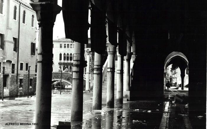 Mercado de la Pescheria (Venecia) ITALIA