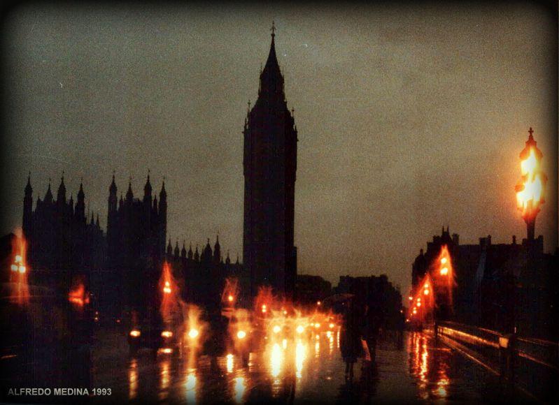 Parlamento de Wetsminster (Londres) Reino Unido