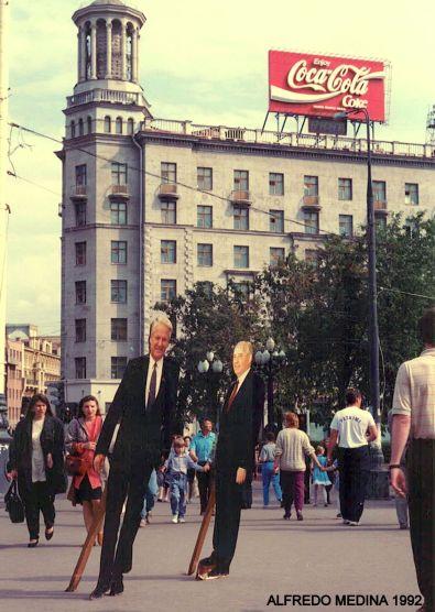 Plaza Pushkinskaya (Mosú) RUSIA