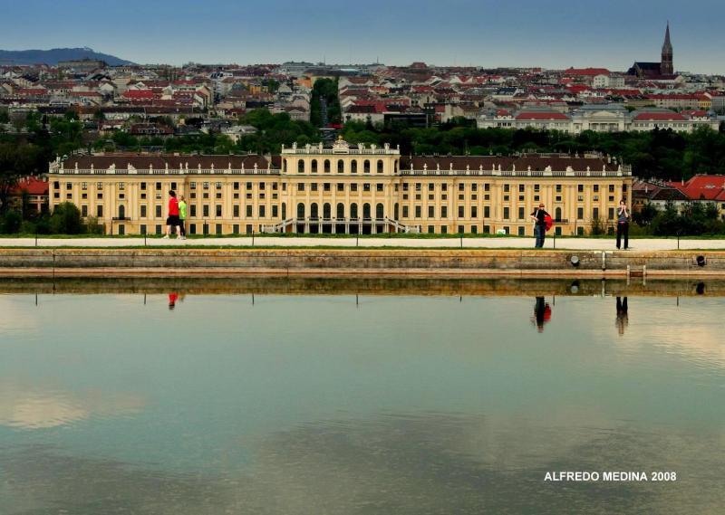 Palacio Schönbrunn (Viena) Austria