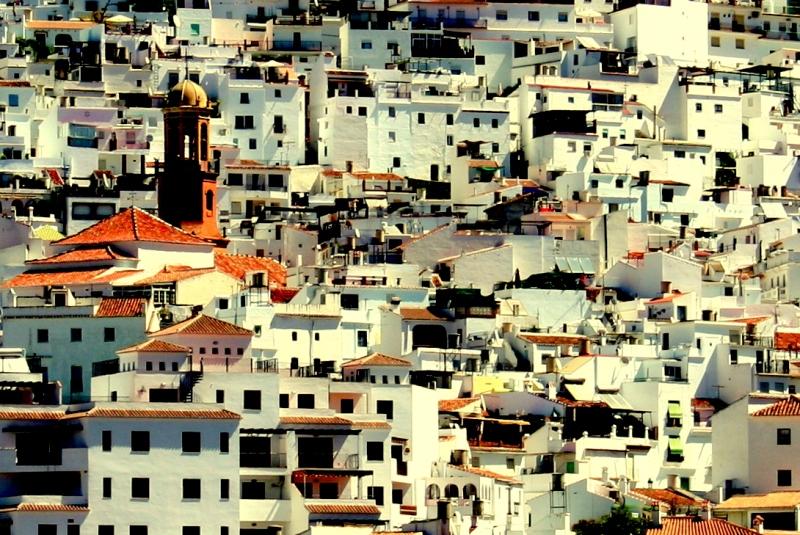 Cómpeta (Málaga) España