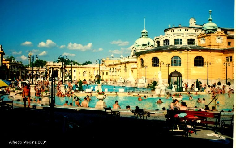 Baños S (Budapest) HUNGRÍA