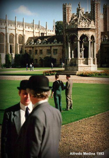 Gran Court Trinity College)