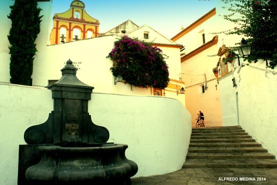 Cuesta del Bailío (Córdoba) ESPAÑA