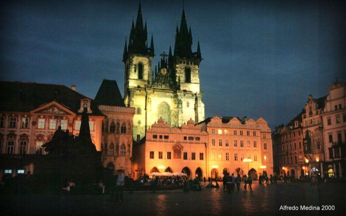 Plaza de la Ciudad Nueva (Praga) REP. CHECA