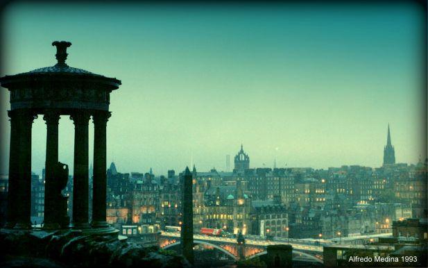 Edimburgo (Escocia) Reino Unid