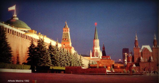 Plaza Roja (Moscú) RUSIA