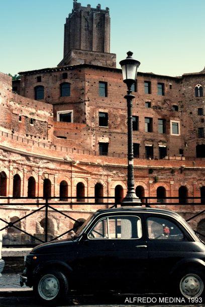 Mercado de Trajano (Roma) ITALIA