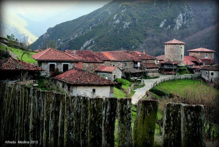 Bandujo (Asturias) ESPAÑA