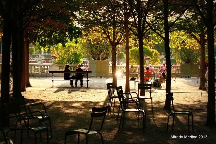 jardies de luxemburgo
