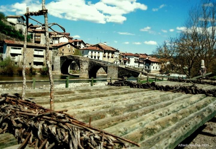 Burgui (Navarra) ESPAÑA