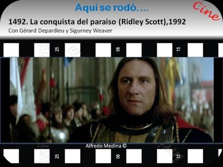 1492 LA CONQUISTA DE Aquí se rodóPresentación1