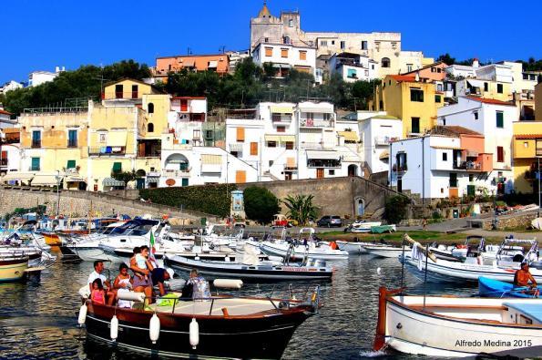 Marina de Lodra (Massa Lubrese) Campania. ITALIA