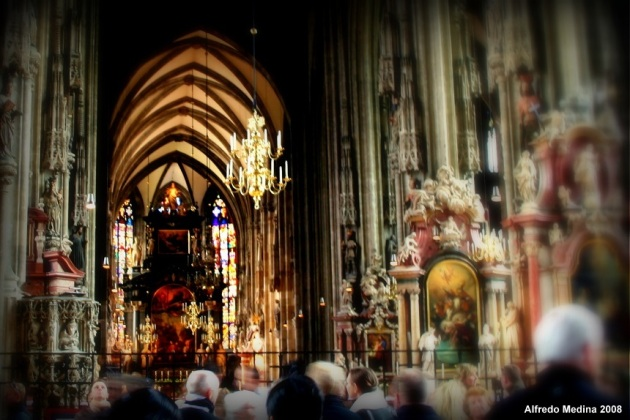 Stephandom .(Viena) AUSTRIA